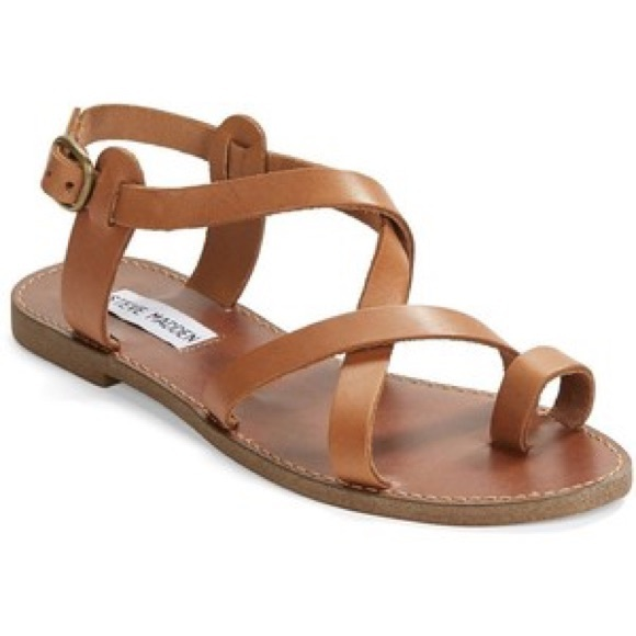 de17764b66e Steve Madden Agathist Toe Loop Gladiator Sandal